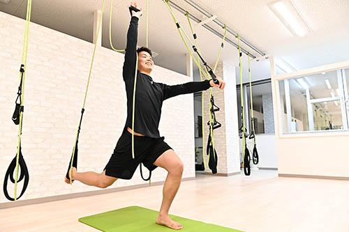 スポーツの運動能力を向上したい
